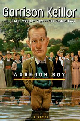 Image for Wobegon Boy