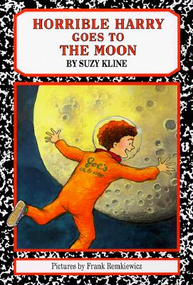 Image for Horrible Harry Goes to the Moon