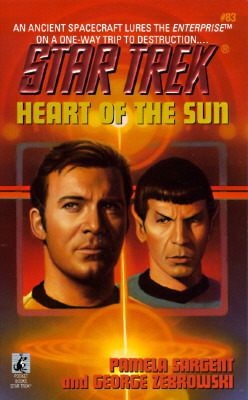 Image for Heart of the Sun (Star Trek, No. 83)
