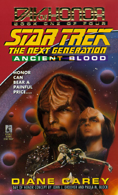 Image for Ancient Blood: Day of Honor #1 (Star Trek The Next Generation)