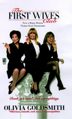 Image for The First Wives Club Movie Tie In