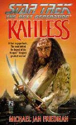 Image for Kahless (Star Trek: The Next Generation)