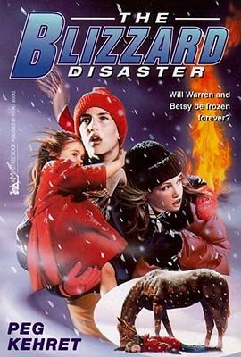 The Blizzard Disaster, Peg Kehret