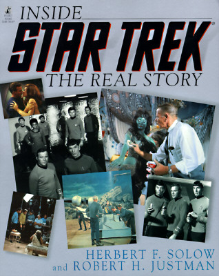 Image for Inside Star Trek The Real Story