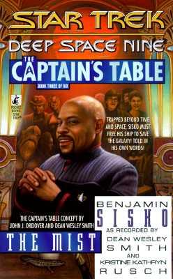 Image for The Mist:  The Captain's Table Book 3 (Star Trek Deep Space Nine)