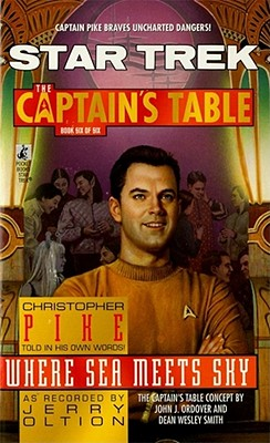 Image for Where Sea Meets Sky (Star Trek TOS The Captains Table #6)