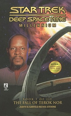 Image for The Fall of Terok Nor (Star Trek Deep Space Nine, Millennium Book 1 of 3)