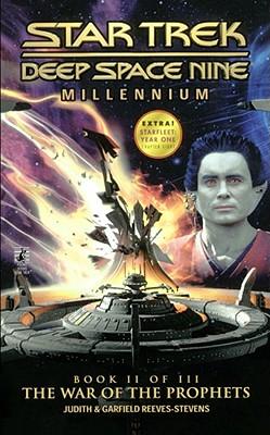Image for The War of the Prophets (Star Trek Deep Space Nine, Millennium Book 2 of 3)