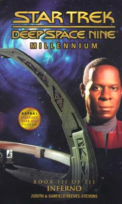 Image for Inferno (Star Trek Deep Space Nine, Millennium Book 3 of 3)