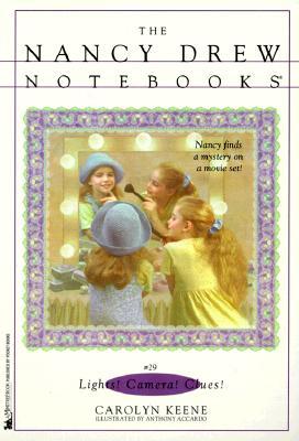 Image for Lights! Camera! Clues! (Nancy Drew Notebooks, No. 29)