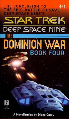 Dominion War Book Four, Carey, Diane