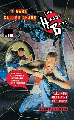 Image for A Game Called Chaos (The Hardy Boys #160)