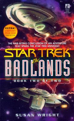 Image for BADLANDS BOOK TWO OF TWO STAR TREK