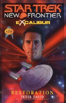 Restoration (Star Trek New Frontier: Excalibur, Book 3), David, Peter