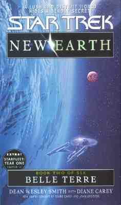 Image for Belle Terre (Star Trek: New Earth, Book 2)