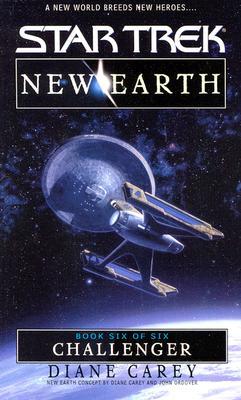 Image for Challenger (Star Trek, New Earth, Book 6)