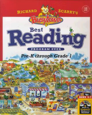 Richard Scarry's Best Reading (Hybrid)