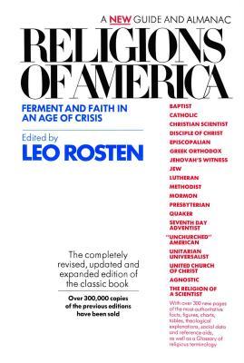 Religions of America, Rosten, Leo