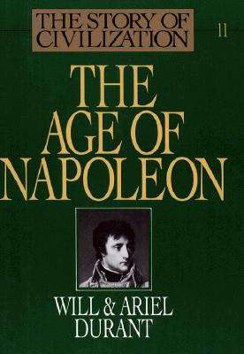 Image for THE AGE OF NAPOLEON A History of European Civilization from 1789 to 1815