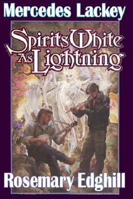 Image for Spirits White as Lightning (Bedlam Bard, Book 5) (Bedlam's Bard)
