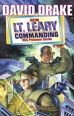 Lt Leary, Commanding, David Drake