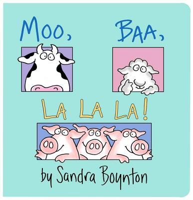 Image for Moo Baa La La La