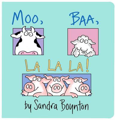 Image for Moo, Baa, La La La!