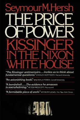 The Price of Power (Signed!!!), Hersh, Seymour