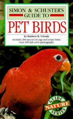 Image for Simon & Schuster's Guide to Pet Birds