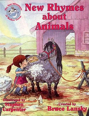 Image for New Rhymes About Animals (New Adventures of Mother Goose)