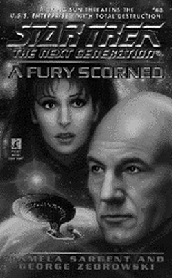 Image for Fury Scorned, A