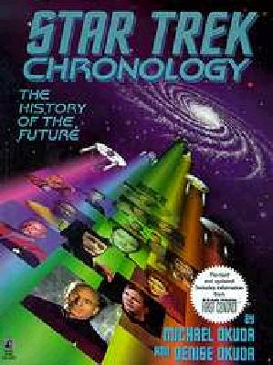 Image for Star Trek Chronology: The History of the Future