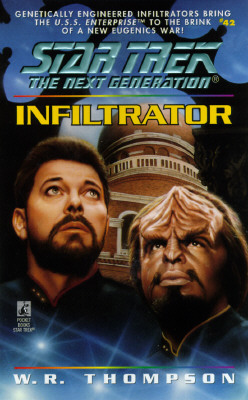 Image for Infiltrator