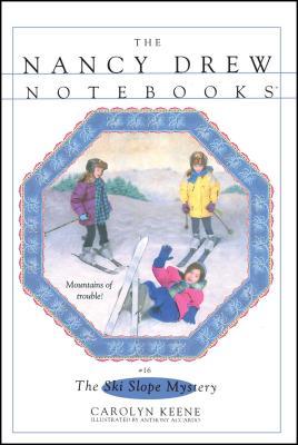 Image for The Ski Slope Mystery (Nancy Drew Notebooks #16)