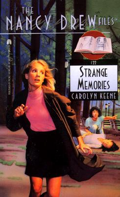 Image for Strange Memories The Nancy Drew Files 122 (Nancy Drew Files)