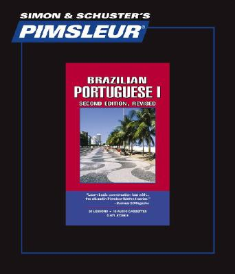 Image for Pimsleur Language Program:  Brazilian Portuguese I