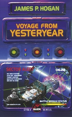 Voyage From Yesteryear, James P. Hogan