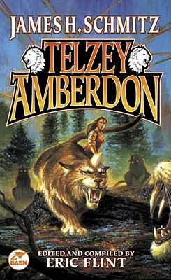 Image for Telzey Amberdon (Telzey Amberdon (Baen))