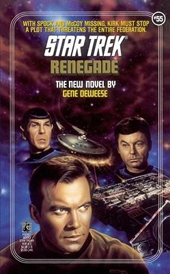 Image for Renegade  [Star Trek TOS #55]