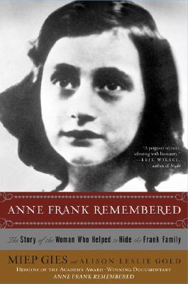 Image for Anne Frank remembered