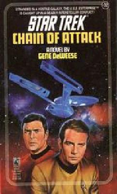 Image for Chain of Attack (Star Trek Original Series #32)