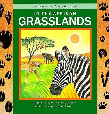 Image for IN THE AFRICAN GRASSLANDS