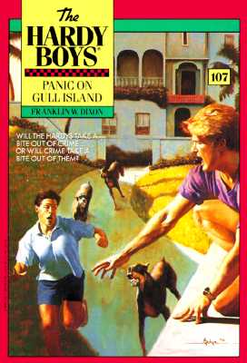 Image for Panic on Gull Island (The Hardy Boys, No. 107)