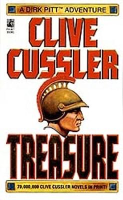 Treasure, Cussler, Clive