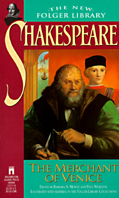 Image for Merchant of Venice (Folger Shakespeare Library)