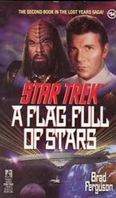 A Flag Full Of Stars (Star Trek #54), Brad Ferguson
