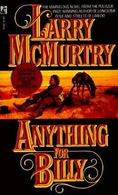 Image for Anything for Billy: A Novel