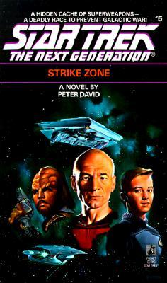 Image for Strike Zone (Star Trek The Next Generation, No 5)