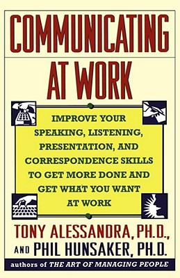 Image for Communicating at Work