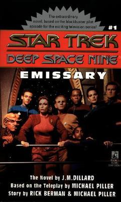 Image for Emissary (Star Trek Deep Space Nine)